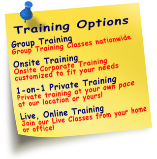 Why Train With headTrix Training? Group TrainingGroup Training Classes nationwide