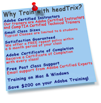 Why Train With headTrix Training?